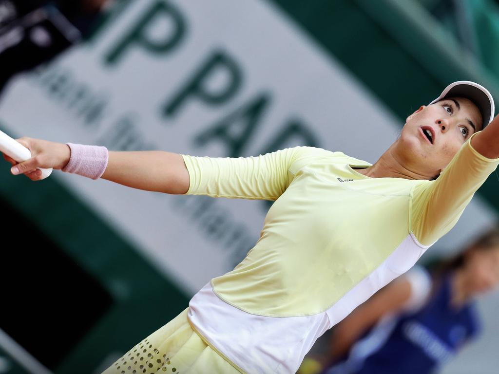 Muguruza steht im Finale der French Open