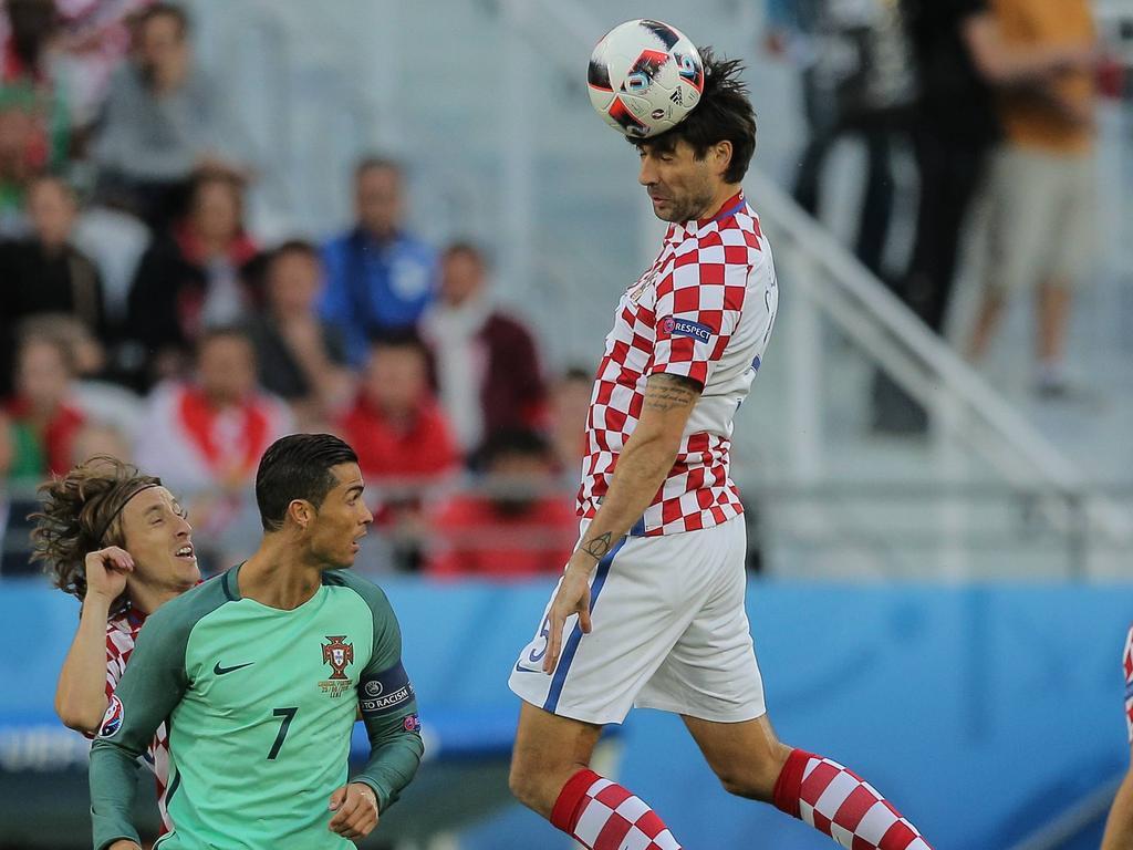 Vedran Ćorluka machte bei der EM alle Spiele