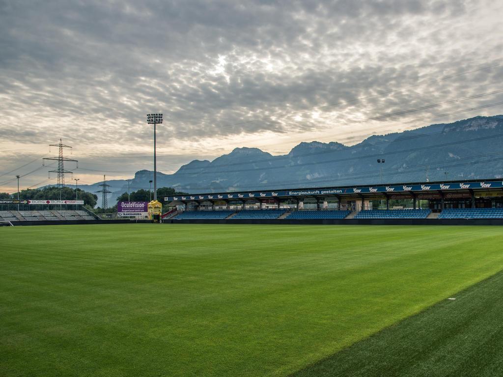 Bundesliga News Tribunen Neubau In Altach Ist Fix