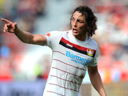 Julian Baumgartlinger Bayer Leverkusen