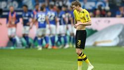 André Schürrle wird den BVB wohl in Richtung England verlassen