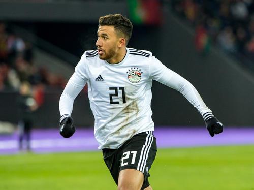 Trezeguet greift mit Ägypten bei der WM an