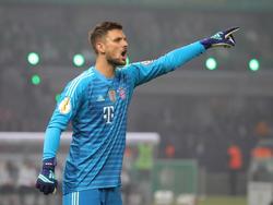Sven Ulreich ist beim FC Bayern hinter Manuel Neuer die Nummer zwei im Tor