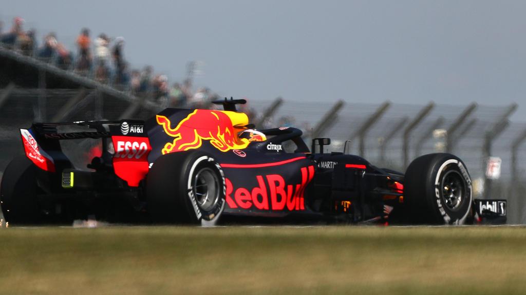 Red Bull konnte die Top-Zeiten am Freitag nicht mitgehen