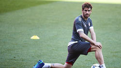 Javi Martínez ist zurück im Training