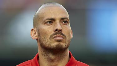 David Silva beendet seine Karriere im spanischen Nationalteam