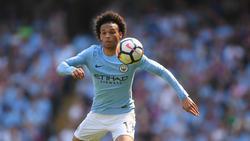 Leroy Sané will mit Manchester City an die Erfolge der Vorsaison anknüpfen