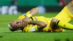 BVB-Neuzugang Marius Wolf muss Training abbrechen