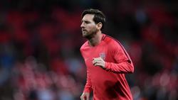 Die Rückkehr von Lionel Messi steht bevor