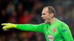 Fortuna Düsseldorf hatte Jaroslav Drobny erst in der Winterpause verpflichtet
