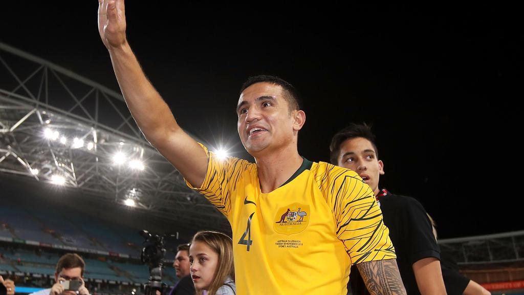 Der Australier Tim Cahill beendet seine Karriere als Fußball-Profi
