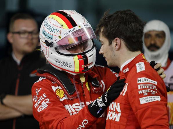 Charles Leclerc musste sich Sebastian Vettel zuletzt unterordnen