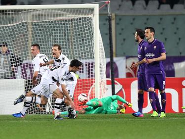 El Borussia Mönchengladbach remontó un 2-0 en Italia. (Foto: Getty)
