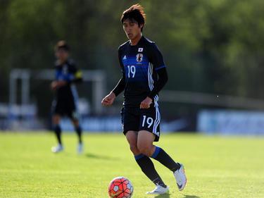 Japans Junioren-Nationalspieler Daichi Kamada spielt künftig für Eintracht Frankfurt