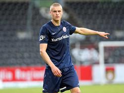 Hansa Rostock hat Oliver Hüsing ablösefrei verpflichtet