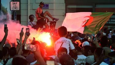 Incidentes parecidos ocurrieron hace unos días en Francia.