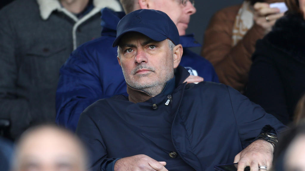 José Mourinho will Zinédine Zidane bei Real Madrid nicht den Job streitig machen