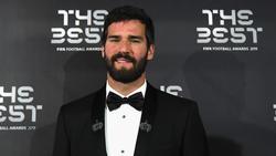 Der Brasilianer Alisson ist neuer FIFA-Welttorwart