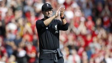 Jürgen Klopp und der FC Liverpool bestreiten ihr Halbfinale bei der Klub-WM am 18. Dezember