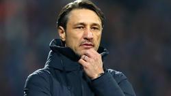 Niko Kovac war nicht zufrieden mit dem Auftritt des FC Bayern