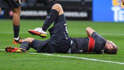 Sasa Kalajdzic wird dem Fußball-Bundesligisten VfB Stuttgart wahrscheinlich mehrere Wochen fehlen.