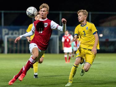 Österreich U17 gegen Kosovo