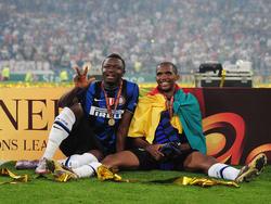 Geschafft - Champions-League-Sieger 2010