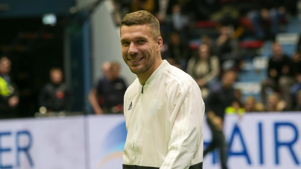 Spielte 14 Jahre für den FC Köln: Lukas Podolski