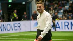 Lukas Podolski steht angeblich vor einem Wechsel zu Antalyaspor