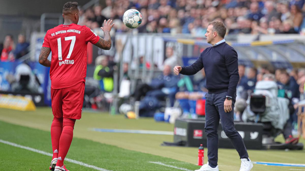 Boateng fehlt dem FC Bayern gegen den FC Schalke