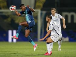 El Porto se mostró impotente en la casa del más humilde.