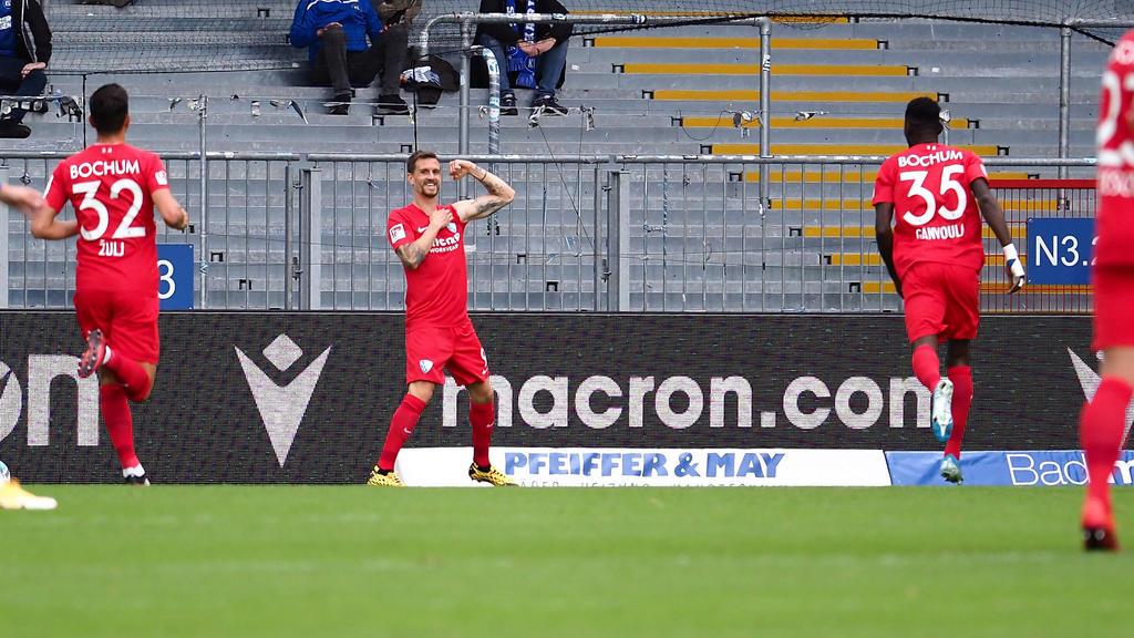 VfL Bochum gewinnt dank Simon Zoller beim KSC