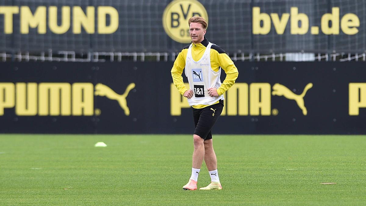 Marco Reus gibt den BVB-Talenten Rückendeckung