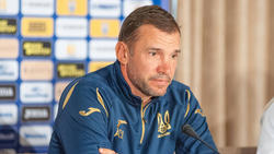 Ukraine-Coach AndriyShevchenko bekommt kaum noch eine Mannschaft zusammen