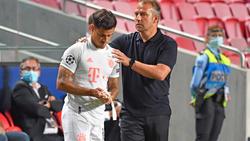 Coutinho holte mit dem FC Bayern drei Titel