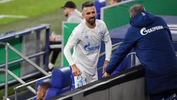 Vedad Ibisevic musste beim FC Schalke schon nach wenigen Monaten seine Sachen packen