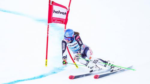 Petra Vlhova sicherte sich den Gesamtweltcup