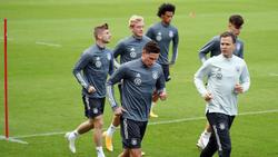 Die DFB-Auswahl testet kurz vor der EM gegen Lettland
