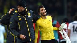 Nuri Sahin spielte einst unter Jürgen Klopp bei Borussia Dortmund