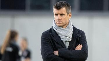 Will mit den Frauen des FC Bayern ins Halbfinale der Königsklasse: Trainer Jens Scheuer