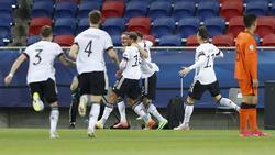 Die deutsche U21-Nationalmannschaft steht im EM-Finale