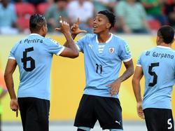 Hernández trifft vier Mal