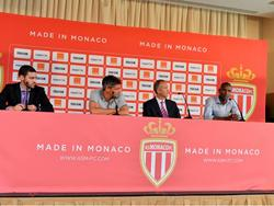 Éric Abidal (r.) wechselte Im Sommer zurück nach Monaco