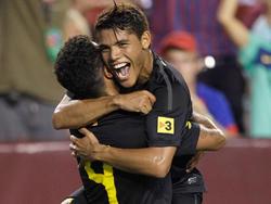 Jonathan dos Santos kann sich einen Abschied aus Barcelona vorstellen