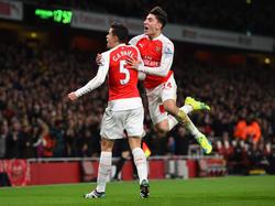 Erfolgreiche Gunners