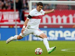 Oriol Romeu spielt derzeit für den VfB Stuttgart