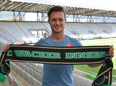 Claudio Holenstein wechselt zum Innsbrucker Traditionsverein