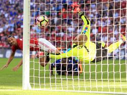 Zlatan Ibrahimović hat das entscheidende Tor erzielt