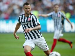 Ohne Haris Seferović geht die Eintracht in ihr Pokal-Spiel