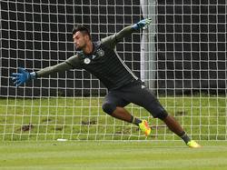Eric Oelschlägel rückt in den deutschen Endspiel-Kader auf